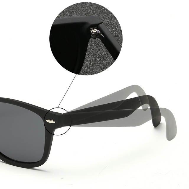 25bab28025649 placeholder AEVOGUE Polarized Men s Sunglasses Unisex Style Metal Hinges  Polaroid Lens Top Quality Original Oculos De Sol