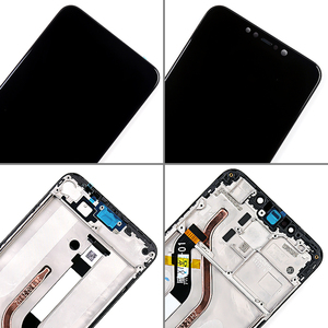 Image 5 - 6.18 inch LCD For Xiaomi Pocophone F1 Display Touch Screen Digitizer Frame 10 Point Touch Assembly For Xiaomi Poco F1 LCD
