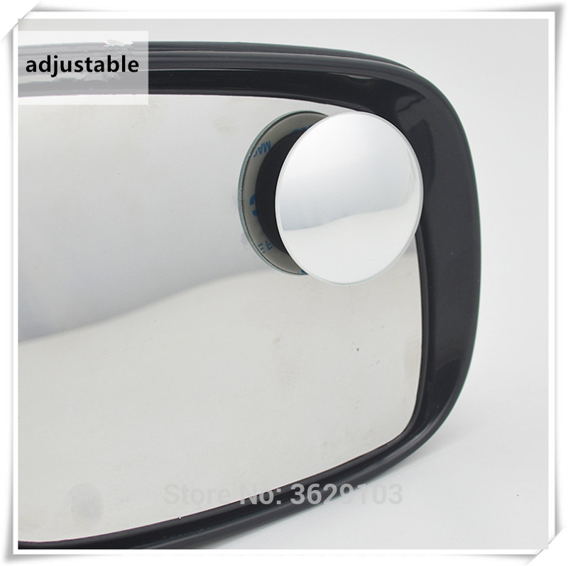 360 Degree Car mirror Wide Angle Convex Blind Spot mirror accessories car-styling for Land Rover discovery freelander defender