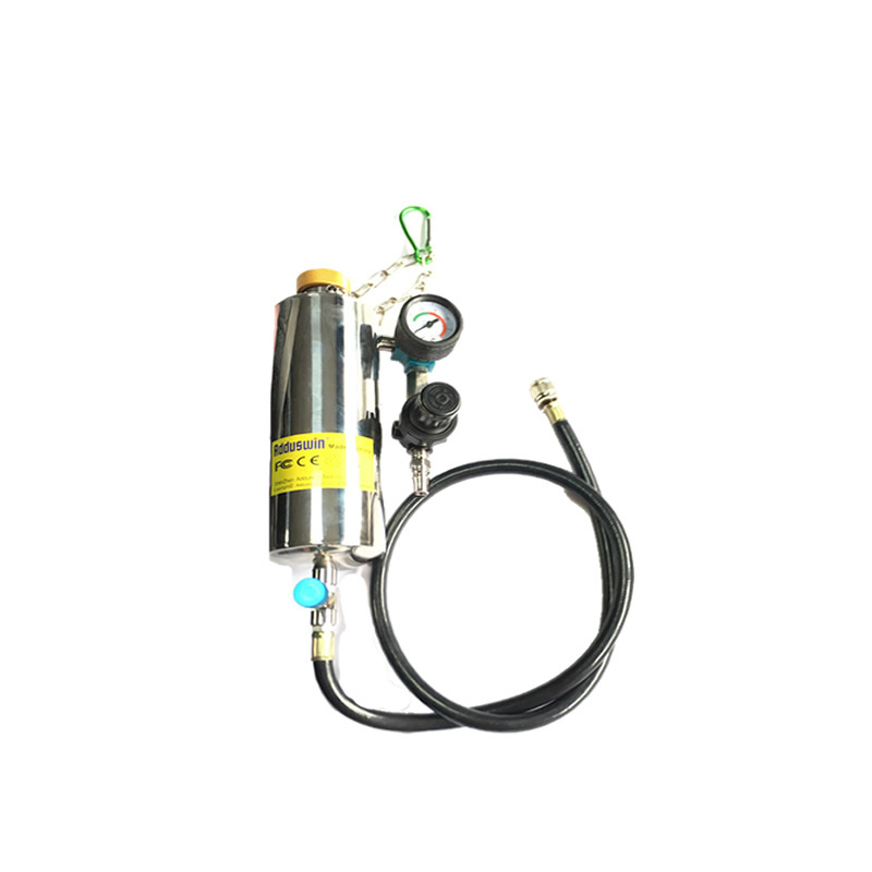 New arrival Auto Petrol Gasoline Fuel System Injector Tester Automotive Fuel Injector cleaner Non Dismantle Bottle