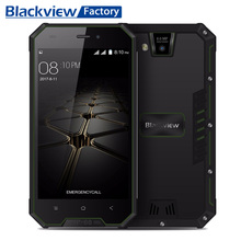 "Blackview BV4000 Pro 2+16GB 4.7""HD Screen Smartphone IP68 Waterproof 8.0MP Camera Mobile Phone Quad Core Android 7.0 Cellphone"