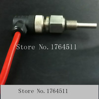 [BELLA] High quality Pt100 temperature probe temperature sensor resistance temperature measurement stick compressor motor motor