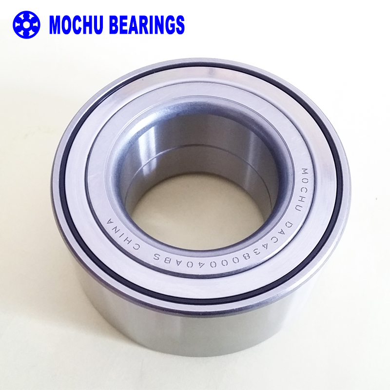 1pcs DAC43800040 ABS 43X80X40 713619790 3885A017 3885A040 Hub Rear Wheel Bearing Auto Bearing For Mitsubishi MOTORS 1pcs dac40730055 40x73x55 bth 1024 hub rear wheel bearing auto bearing wheel hub high quality