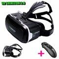3D Shinecon 2.0 VR Box Фильм Очки Google Картон Виртуальная Реальность, Монтируемый в Головке Шлем Для 4.7-6.0 iOS Android + игры Геймпад
