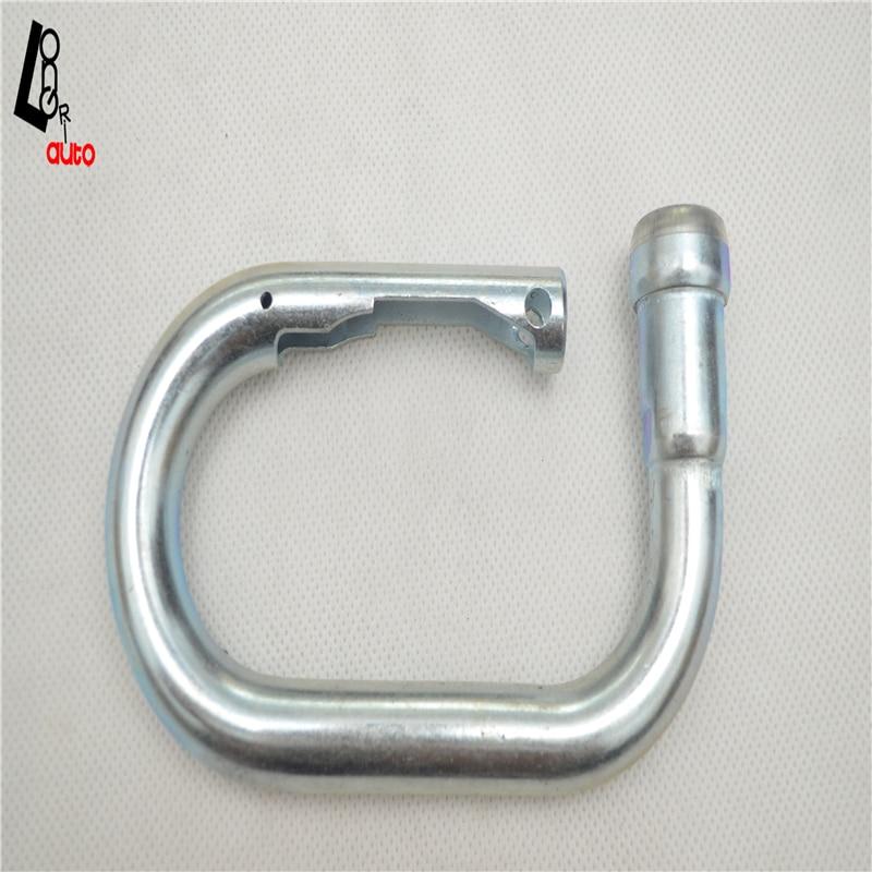 Tubo di gonfiaggio Silver Car Seatbelt SG-01 di - Accessori per auto interni