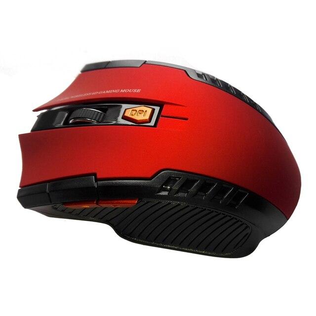 Hot Mini 2.4GHz Wireless Optical Mouse Gamer for  fortnite PC 3
