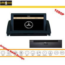For Mercedes Benz C-Class W204 2007~2012 – Car GPS Navigation Stereo Radio CD DVD Player 1080P HD Screen Original Design System