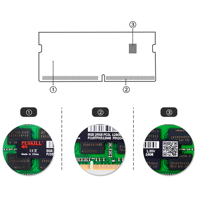 Fábrica de atacado DDR3 4 GB GB 2 8 sodimm 1333 GB 1600 MHZ para Laptop memoria ram 4