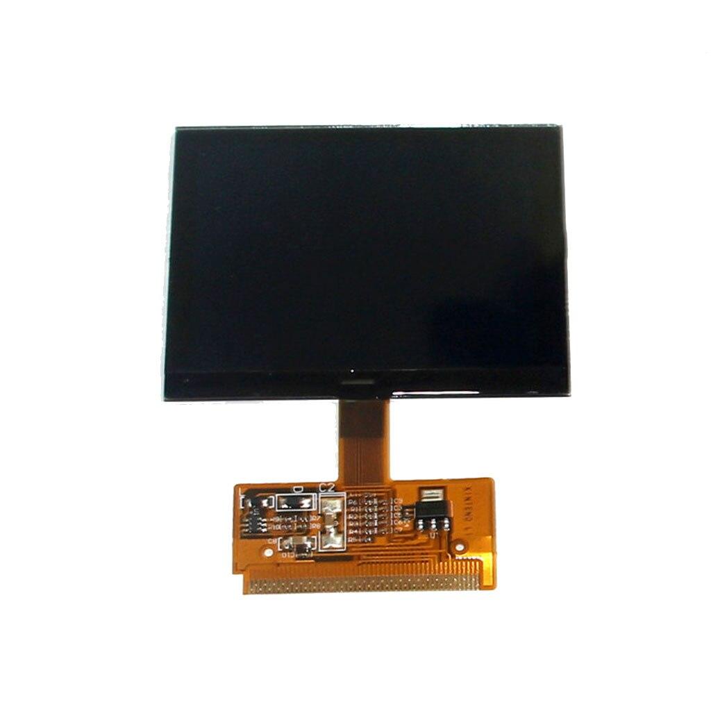 Kit de substituição do display lcd do conjunto de fis de vdo para a versão a3 a4/b5 de vw audi 1995-2001 a6/c5 1997-2004