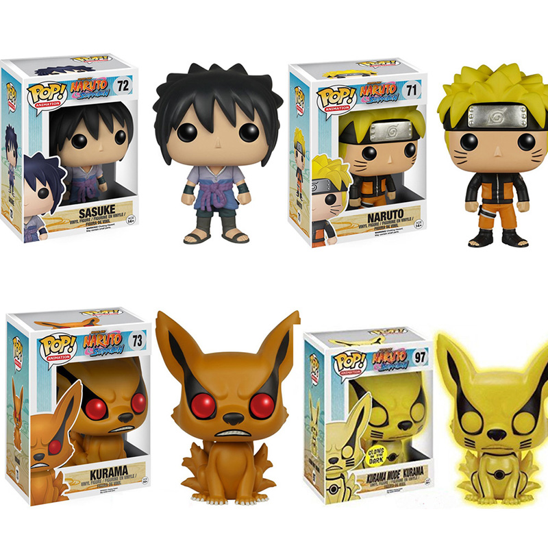 Funko Pop Naruto Action Figure