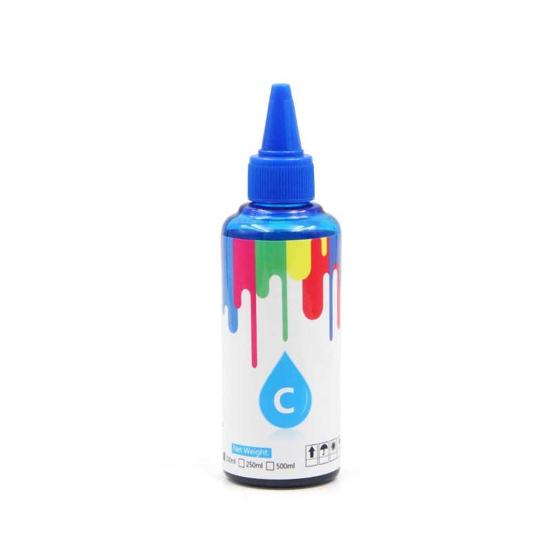 100 Ml Penggantian Universal Kompatibel Isi Ulang Tinta Dye Kit Untuk Epson XP530 XP630 XP830 XP635 XP540 XP640 XP645 XP900 Printer tinta