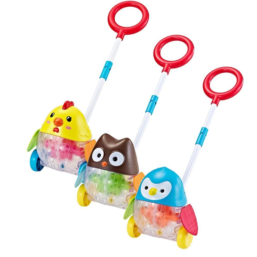 Juguetes para bebés Empujar y tirar Bebé Juguetes para niños Aves - Deportes y aire libre - foto 2