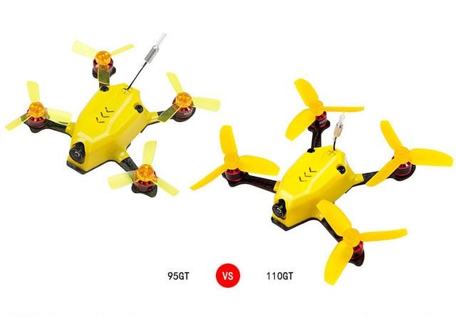 где купить JMT 95GT 110GT PNP Brushless Racer Mini Quadcopter Indoor 4-axis Aircraft with DSM/2 XM FS-RX2A FM800 Receiver 1103 Motor по лучшей цене