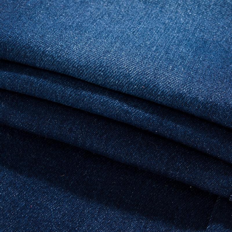 Jeans Mannen 2017 Nieuwe Mode Koreaanse Stijl Hoge Straat Slim Fit - Herenkleding - Foto 5