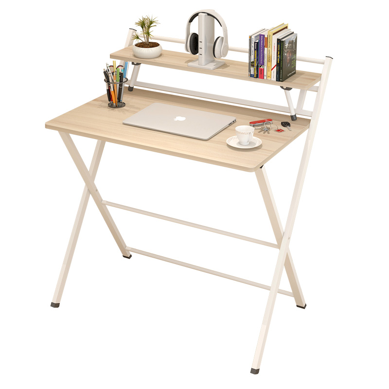 H LM1525 installation folding table household type computer notebook Simple desk Multifunciton Стол