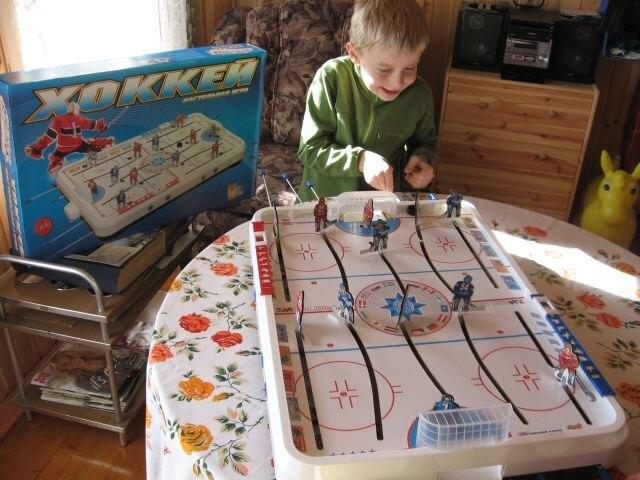 Tableau glace mini hockey jouet jeu bureau jeu interactif pour deux bataille eau Kit jeu boîte jeu jeu de société - 5