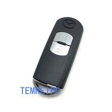 2 Button Smart Remote Key Shell for Mazda X-5/Summit/ Axela/Atenza /M3 /M6