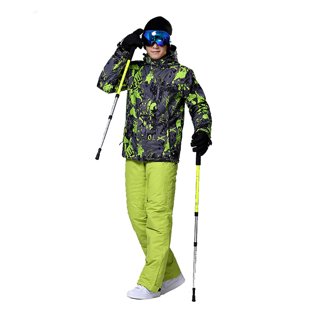 Outdoor men snowboard suits winter warm ski jacket male waterproof skiing jacket and pant breathable snow ski suit for man dropshipping skiing jacket pant suits for man warm men s ski clothing waterproof men snowboard coat snow jacket for male