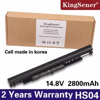 KingSener 11 1V 41WH Laptop Battery HS04 For HP Pavilion 14 Ac0XX 15 Ac121dx 255 245