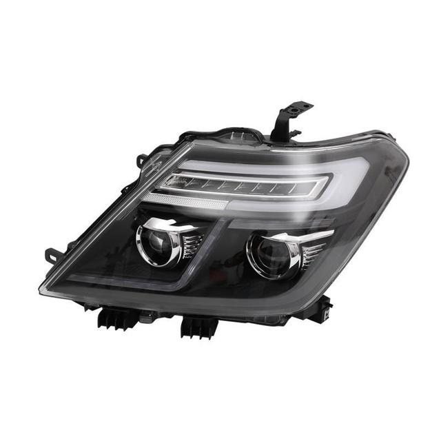 Parts Drl Neblineros Lamp Luces Led Para Auto Exterior Car Lighting Headlights Front Fog Rear Lights For Nissan Patrol Y62