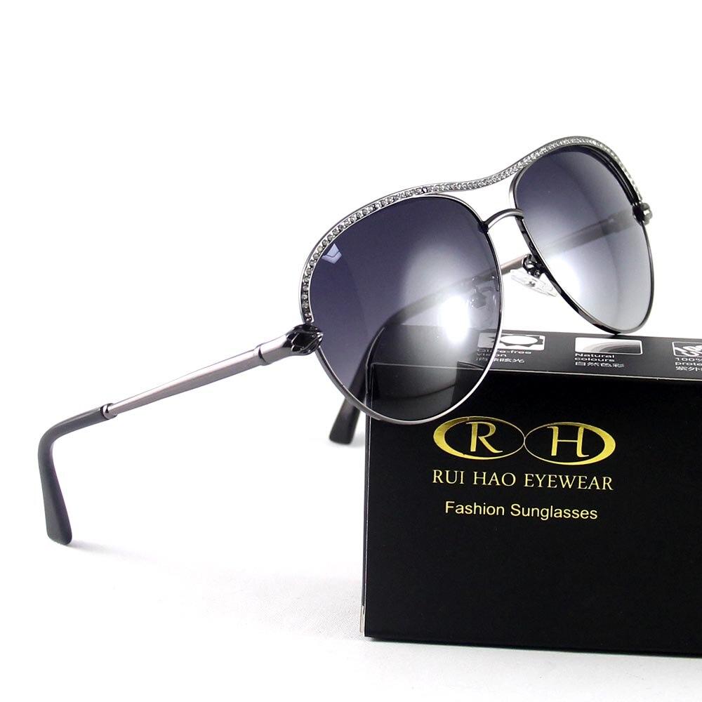 RUI HAO font b EYEWEAR b font font b Polarized b font Sunglasses Women 5 Color