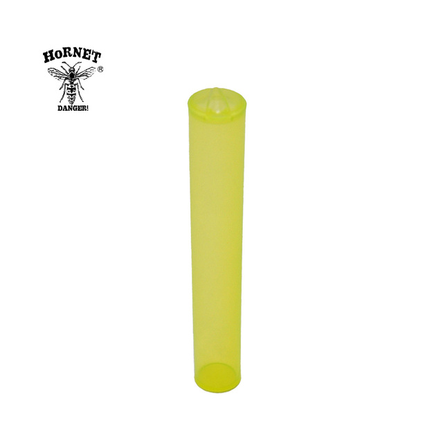 116MM/4.57″ Tube Doob Vial Waterproof Airtight Smell Proof Odor Sealing Herb/Spice Container Storage Case.Color Random