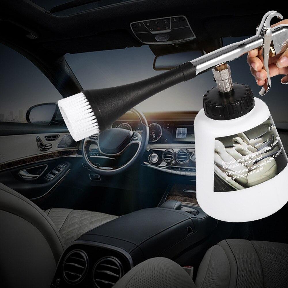 Интерьер автомобиля воздуха импульса шайба оборудования высокое Мощность очистки сопла распылителя пены бутылки