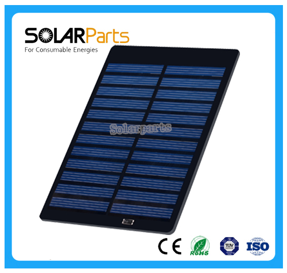 Solarparts 0.9W Polycrystalline Solar Power Module DIY 6V 150mA For Mobile Power Bank Battery Cell Phone Toys Chargers Portable