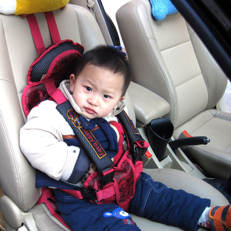 Child Baby Car Safety Seat Belt Chair 3 Colors Kid Protection Free Shipping For 9 Month 4years In Seats From Mother Kids On