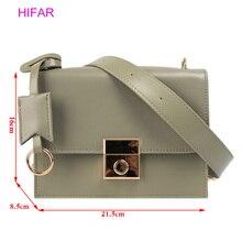 2019 Brand Women Messenger Bag pu Leather Crossbody Bag Fashion design Shoulder Bag Chains Women Bag bolsa feminina sac a main