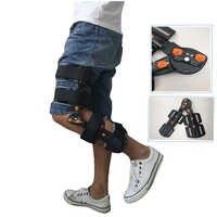 FULI klapp Knie Unterstützung ROM Knie Fixateur Unterstützung Bein Unterstützung kniescheibenbeanspruchung fixateur unterstützung orthopädie knie orthese