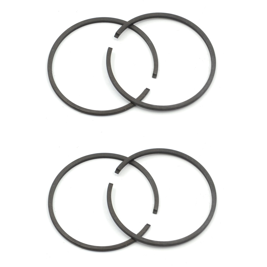 4PCS Brush Cutter Piston Ring 36mm*1.5mm fit CG360 BC360 33CC Cylinder Piston Parts Replacement bc260 26cc brush cutter cylinder kit with piston assy piston ring for cg260 grass trimmer 1e34f 34mm engine parts