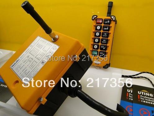 Prix pour F23-A + + (comprennent 1 émetteur et 1 récepteur) 12 touches grue à distance conroller/palan Télécommande/sans fil télécommande