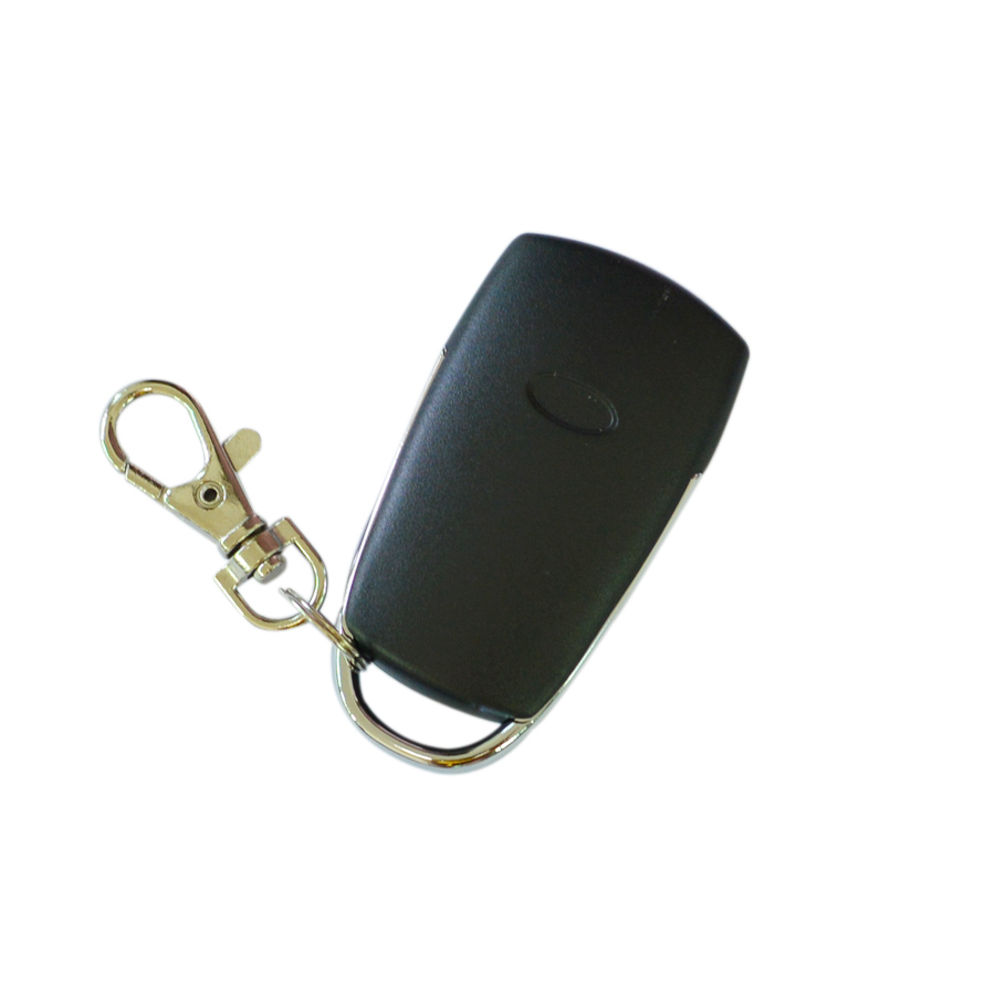 Universal 4 Button Clone Cloning Copy 433mhz Electric Garage Door Remote Control Duplicator Fixed Learning Code Key Fob EV1527
