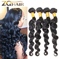 8a Brazilian Body Wave Hair 4 Bundles deals Brazillian Human Hair Weave Spring Queen Hair Brazilian Virgin Hair Body Wave