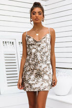 Women Summer Beach Strappy Dress Mini Floral V-neck Party Sundress 2019 Hot Sale Evening Club Vestidos