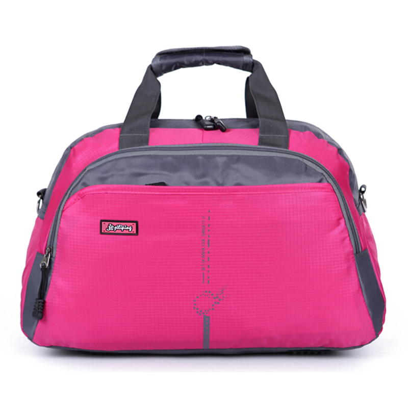 c1138fd15913 Waterproof Sport Bag Gym Bag Pink Outdoor Bags Hot Selling Sports Duffles  Large Capacity Travel Bag Bolsa Gimnasio on Aliexpress.com