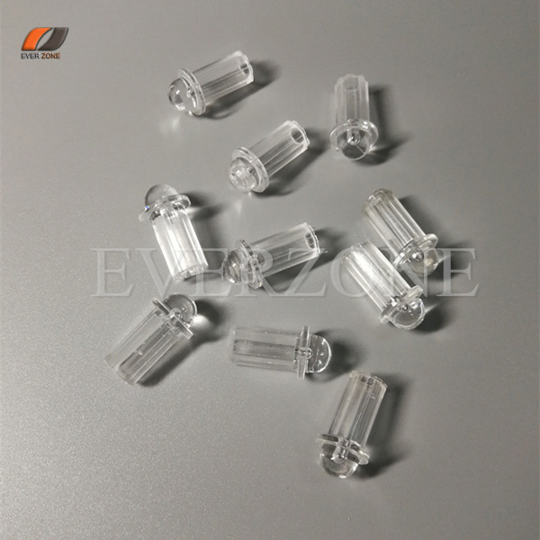 Optic Fiber Lights Ceiling Plastic End Fittings 50pcs With Optic Fiber Lighting Cable 0.75mm/1.0mm/1.5mm Fixed Plugger
