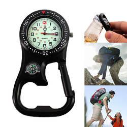 Мужские и женские серьга унисекс-на карабине карманные часы компас открывалка для бутылок для врачей поваров световой TT @ 88