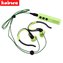 bluetooth headset headphone sports bluetooth wireless stereo headset 3.5mm sport running stereo with microphone for mp3 player
