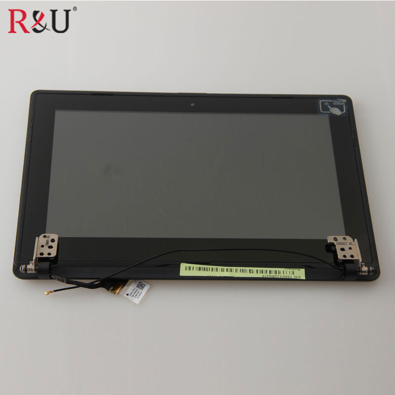 Used part lcd screen display with touch screen panel digitizer assembly Upper half set replacement For ASUS VivoBook X102BA X102 2pcs for motorola moto x 1 x2 xt1092 xt1095 xt1096 xt1097 2nd lcd display with touch screen digitizer assembly