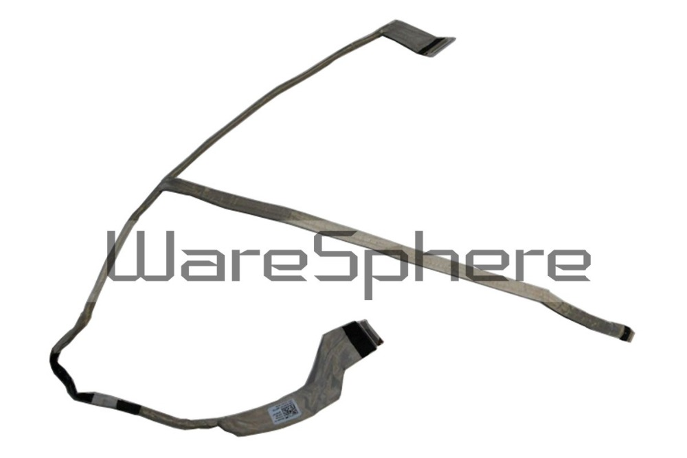 New Original 17.3 Cedar LCD LVDS Display Cable Assembly For Dell Inspiron 17 (5748) LCD Video Cable F6Y47 0F6Y47 450.00m01.0001 new original led lcd display video flat cable for ea53 lvds cable 450 03705 0001