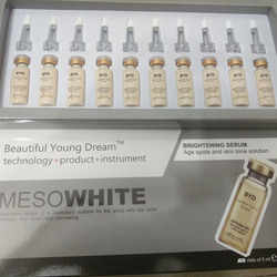 10pcs/set 10ml BB CC Cream Glow Skin Cream Meso White Brightening Serum Natural Nude Concealer Make Up Foundation Cosmetic Tool