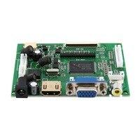 165*100*5 mm 7 Inch Digital Display LCD TFT Shield Display Module HDMI+VGA+Video Driver Board for Raspberry Pi drop ship