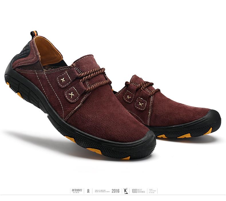 Chaussures Pour  Randonnée Camping Chaussures de Marche En Plein Air Escalade Chaussures légères