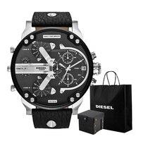 Diesel watch clocks and watches for men Fashion and leisure quartz watch Brand products DZ7313