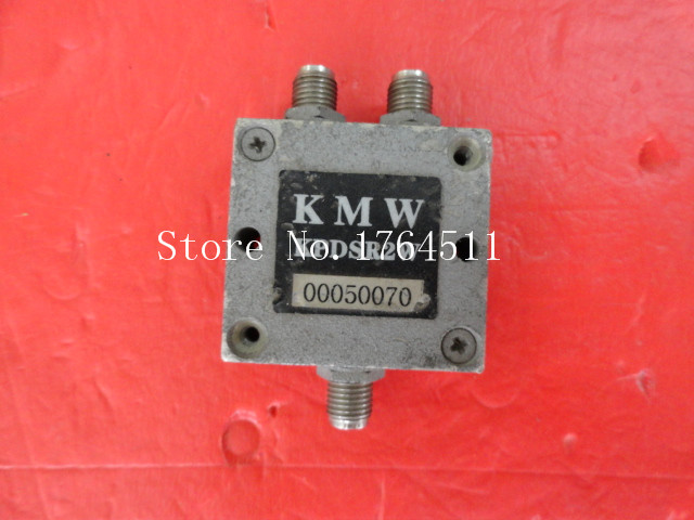 [BELLA] KMW KPDSR2W 1.6-2.1GHz A Two Supply Power Divider SMA