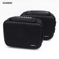 Large Cable Organizer Bag Carry Case Can Put 2 Pcs HDD USB Flash Drive