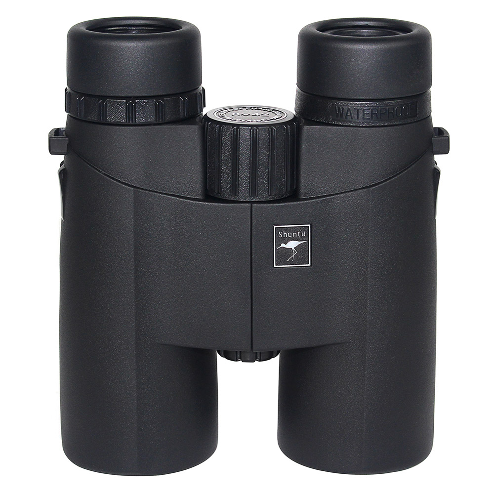 Shuntu 8X42 Binoculars Bak4 Prism Phase Coating Telescope High Powerful Waterproof Fogproof for Hunting Camping Hiking M0059 hunting shooting nikula 8x42 waterproof binoculars telescope fogproof nitrogen filled m2433