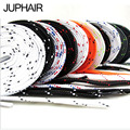 JUP 1 Pair Length 120/140cm Flat Shoelaces Twill Striped Lace Double Layer Band Shoelace Fly  Bootlace Tight  Shoestring Boots